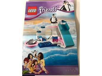 Lego Friends Pingvin