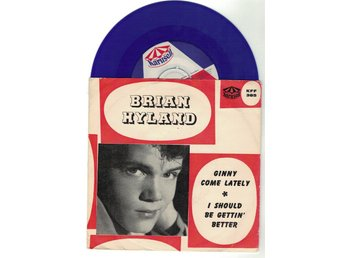 Brian Hyland  Ginny come lately