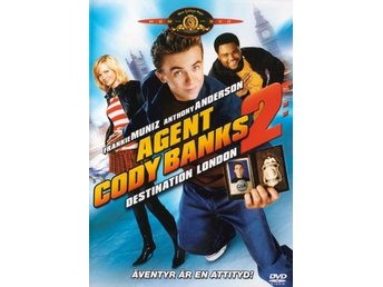 DVD - Agent Cody Banks 2 : Destination London (Beg)