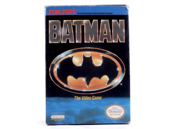 Batman - Nintendo NES - NTSC (USA)