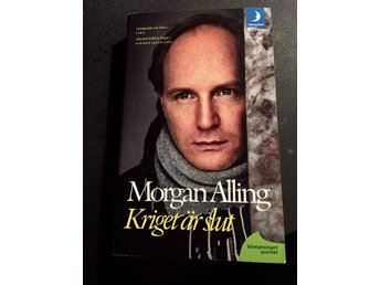 Kriget är slut-Morgan Alling Pocket