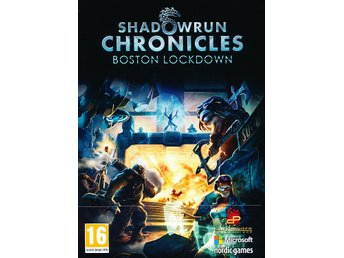 Shadowrun Chronicles Boston L. (PC)