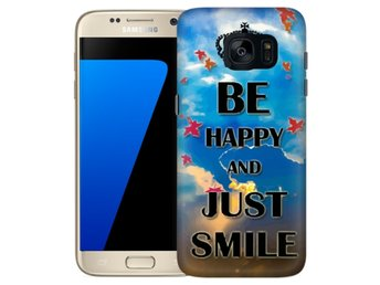 Samsung Galaxy S7 Skal Be Happy