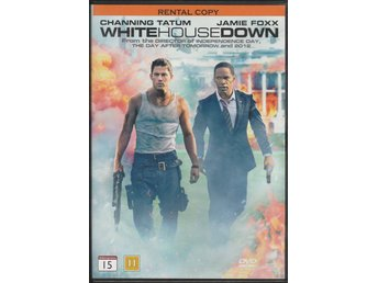 Whitehouse Down - DVD
