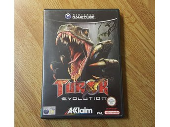 Turok Evolution - Komplett - GameCube