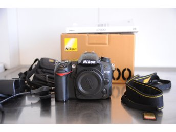 NIkon D7000 body very good condition
