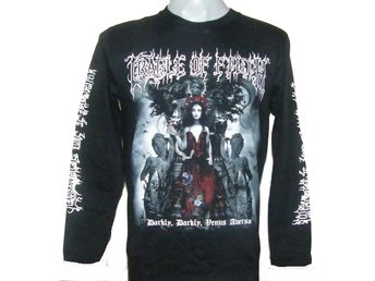 LONG-SLEEVED T-SHIRT: CRADLE OF FILTH  (Size XL)