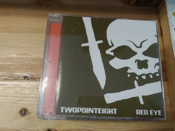 Twopointeight - Red Eye, CDs
