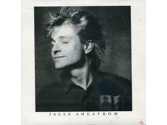 "Jalle Ahlström ‎–Eva 7"" Signed RARE Westcoast/AOR Royal Musi"