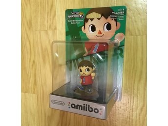 No. 09 Villager (amiibo)