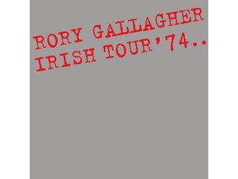 Gallagher Rory: Irish tour '74 (Rem) (2 Vinyl LP + Download)