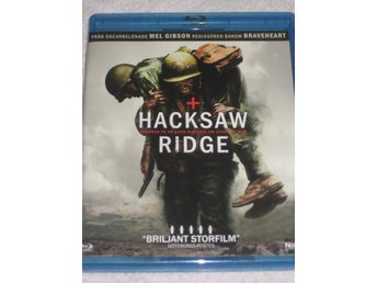 HACKSAW RIDGE (SWEDISH TEXT)