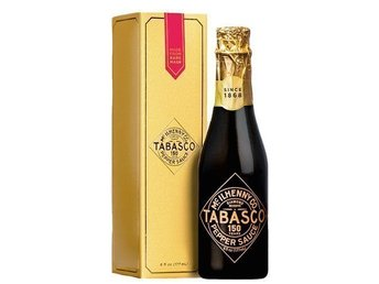 "Ny TABASCO® Diamond Reserve ""150th Champagne Anniversary"" Limited Edition, 177ml"
