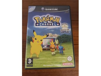 Nintendo gamecube pokemon Channel