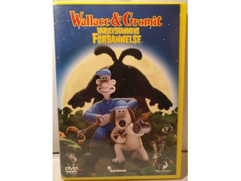 Wallace & Gromit Varulvens Förbannelse Barn DVD Film