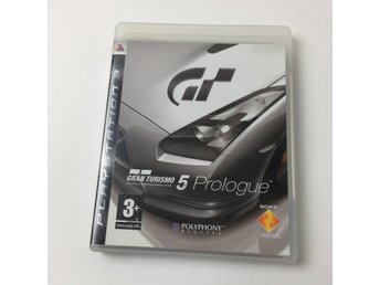 playstation 3, TV-Spel, GRAN TURISMO 5 PROLOGUE