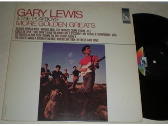 Gary Lewis & The Playboys LP More Golden Hits US 196?