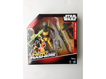 Star Wars Garazeb Orrelios Episode 7 HERO MASHERS Force Awakens Stjärnornas Krig
