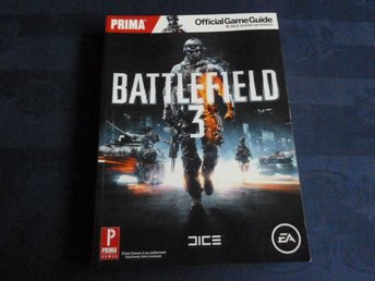 BATTLEFIELD 3, GAME GUIDE,  BOK, BÖCKER