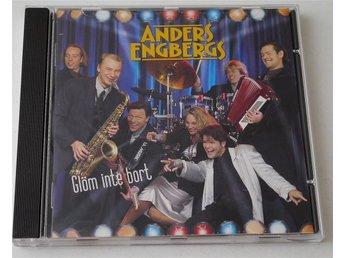 Anders Engbergs / Glöm inte bort CD - Enskede - Anders Engbergs / Glöm inte bort CD - Enskede