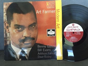 ART FARMER LP MODERN ART LTZ-T 15167