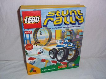 LEGO Stunt Rally - PC BIG BOX
