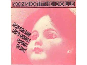 Sons Of The Dolls - LP Vinyl (samlingsskiva)