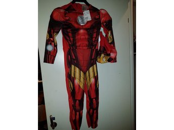 Ny Ironman dress strl 110/116