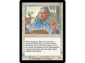 Academy Rector - Urza's Destiny - NM/M - English - Helsinki - Academy Rector - Urza's Destiny - NM/M - English - Helsinki