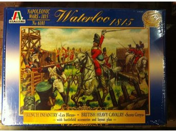 Italeri: Napoleonic Wars 1815 - Waterloo 1815 (1/72)