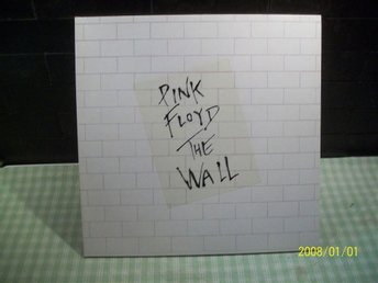 Pink Floyd The wall dubbel LP