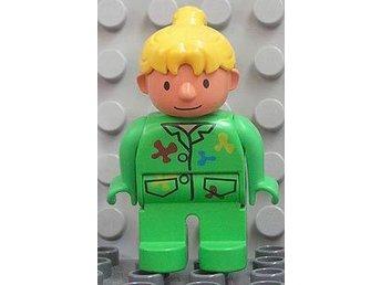 Lego - Duplo - Byggare Bob - Wilma / Wendy Helt Ny !! - Uddevalla - Lego - Duplo - Byggare Bob - Wilma / Wendy Helt Ny !! - Uddevalla