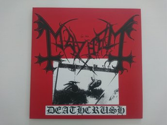 "Mayhem ""Deathcrush"" Repress"