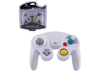 Gamecube Classic Controller White TTX Tech
