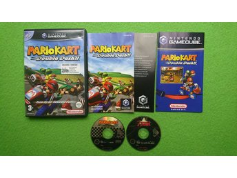 Mario Kart Double Dash + Zelda Collectors Edition Gamecube Nintendo Game Cube