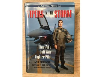 Vipers in the Storm, Diary of a Gulf War Fighter Pilot