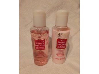 Guinot, Toning lotion och Cleansing milk
