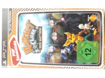 Ratchet & Clank: Size Matters (PSP Essentials) -  - PAL (EU)
