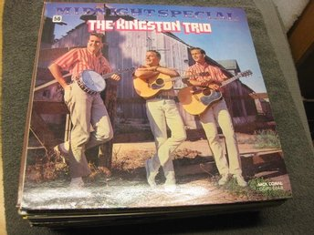 The Kingston Trio-Midnight Special