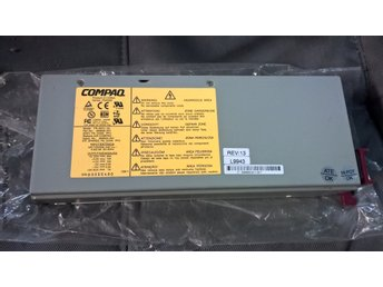 COMPAQ PS4090 PS-6231-2A 283606-001 POWER SUPPLY 225W