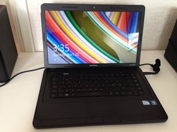 Javascript är inaktiverat. - Uppsala - Begagnad laptop som jag säljer i befintligt skick. Fungerar 100%, Snaap, Starter window 8 på kun 11 sek. Medföljer laddare - Uppsala