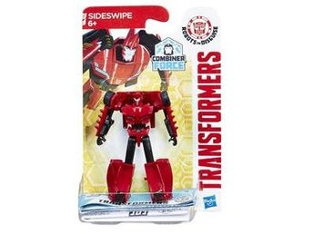 Transformers Robots in Disguise Combiner Force Sideswipe Figur