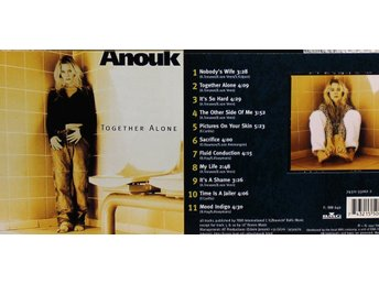 Anouk, Together alone (CD)