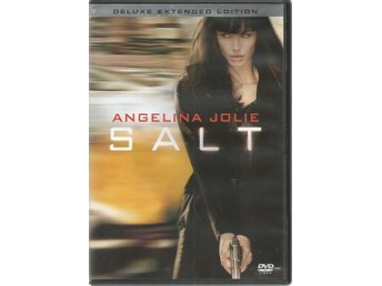 SALT - Angelina Jolie - Deluxe Extended Edition