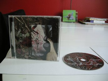 Dark Tranquillity - The mind's I CD Death Metal Heavy Metal Melodiös Dödsmetall