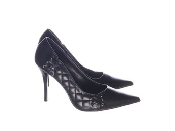 Graceland, Pumps, Strl: 37, Svart