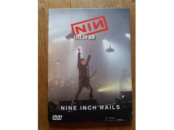 Nine inch nails- dvd