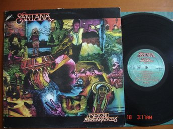 SANTANA, Beyond Appearances, LP