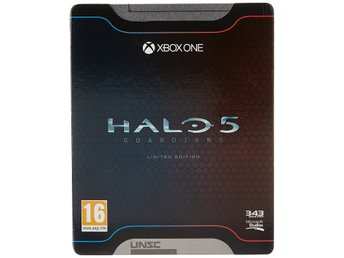 Halo 5 Guardians: Limited Steelbook Edition - Xbox One