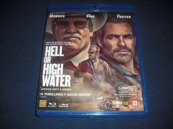 Hell or high water - Blu-ray - Jeff Bridges